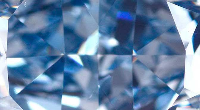 I diamanti blu