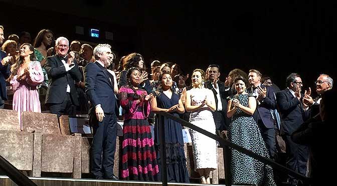 Mostra del cinema di Venezia: Roma di Alfonso Cuaron