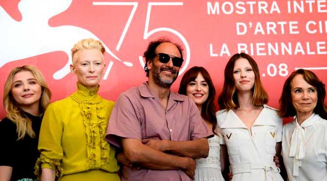 Mostra del cinema di Venezia: Suspiria di Luca Guadagnino