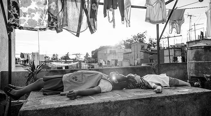 Il lusso di fare film in un certo modo: ROMA di Alfonso Cuarón