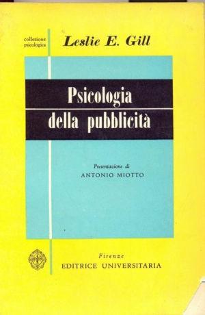 Leslie E. Gill Psicologia della pubblicità