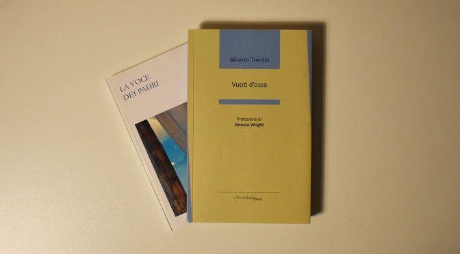 Tra vuoti e pieni, annotazioni sulla poesia di Alberto Trentin