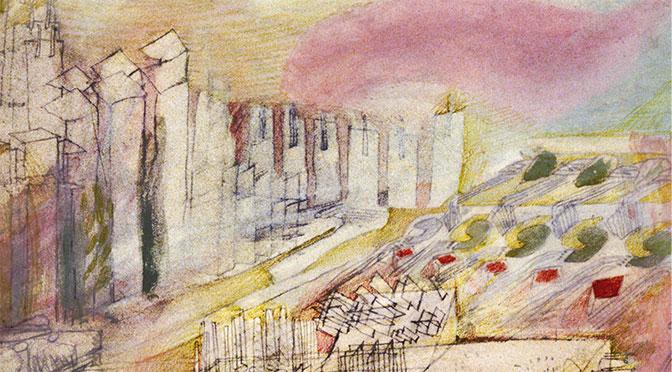 L'invenzione di un linguaggio | Franco Purini e il tema dell'origine, 1964-1976