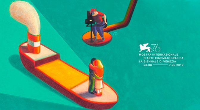 76° Mostra Internazionale d'Arte Cinematografica della Biennale di Venezia.