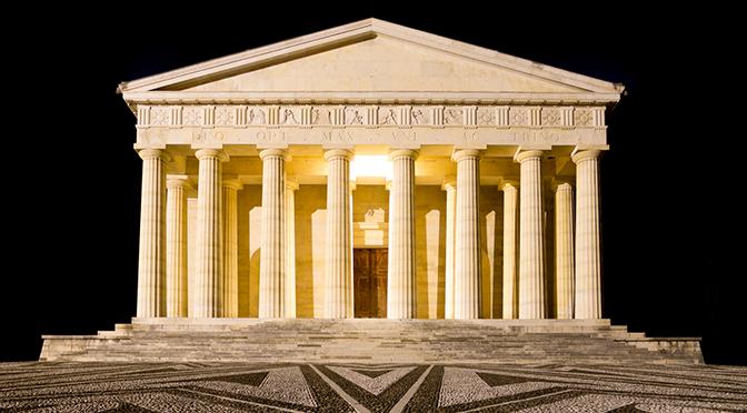 Tempio Canoviano di Possagno | 200 anni dalla posa della prima pietra