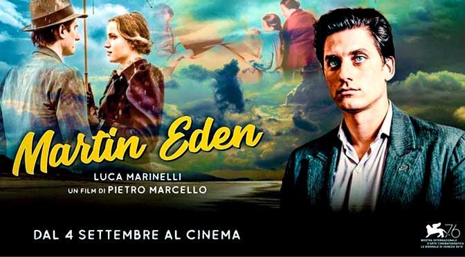 Mostra del cinema di Venezia: Martin Eden