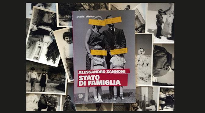 Stato di famiglia di Alessandro Zannoni | Recensione e intervista