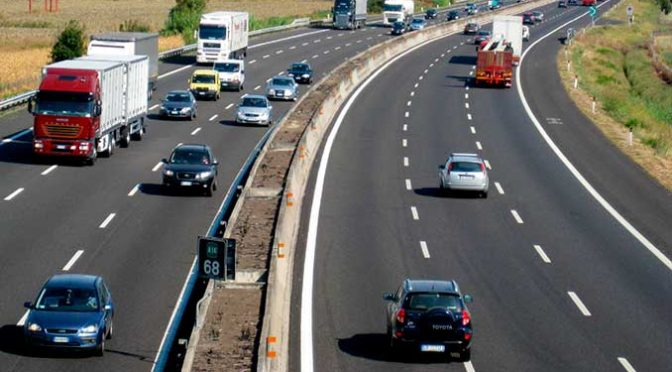 Sicurezza in autostrada: il safety tutor non basta