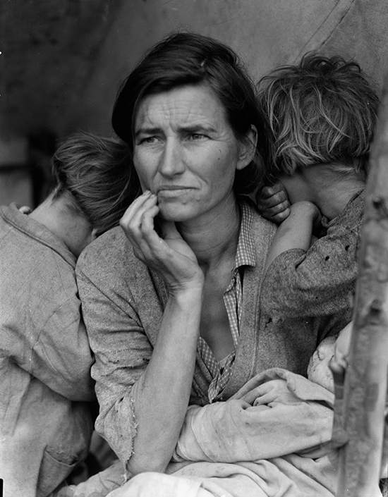 Lange Storie a Scatti: American Exodus