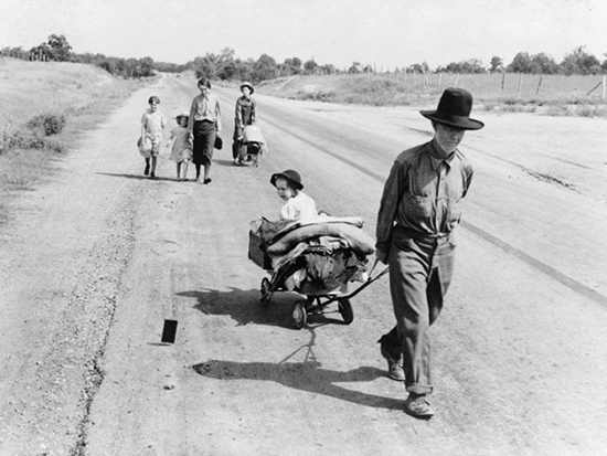 Dorothea Lange American Exodus
