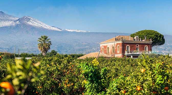 Alfio Garozzo fotografo: Country Boutique Hotel a Riposto, Catania, Sicilia