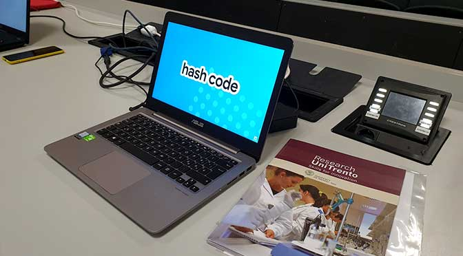 Competizione mondiale google hash code