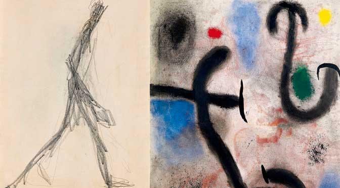 Il tempo di Giacometti da Chagall a Kandinski