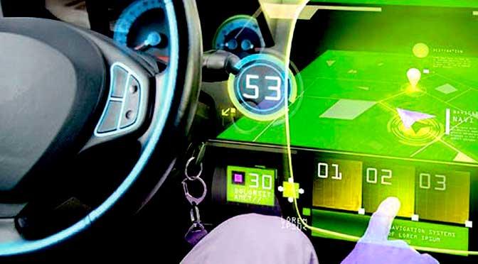 Guida autonoma l'auto che impara sognando