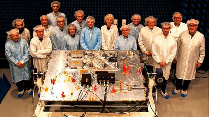 Verso le lune di Giove, il radar Rime è pronto