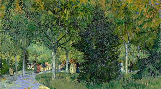 Van Gogh i colori della vita (parte 3-ultima)