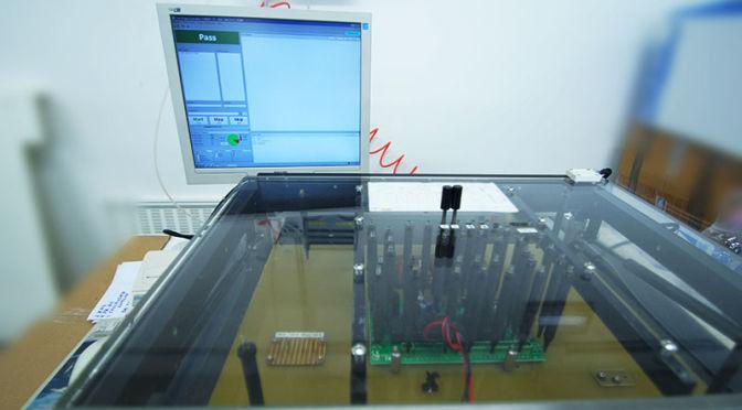 Collaudo schede elettroniche | 2L Elettronica