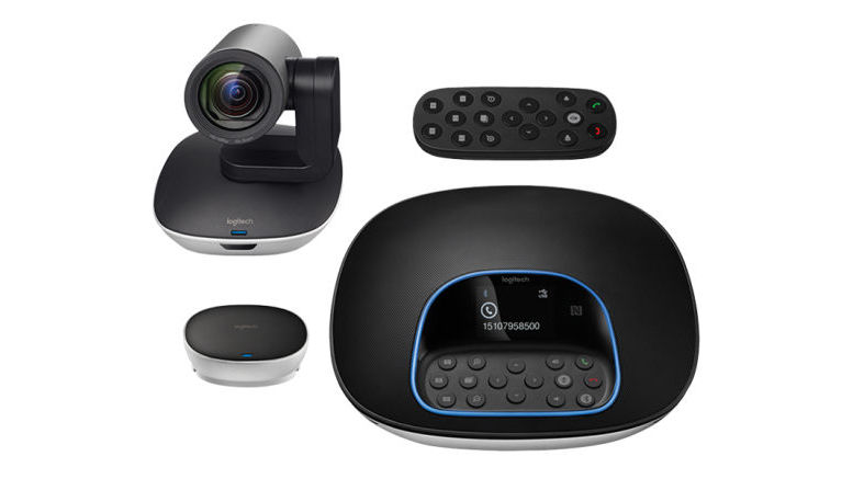 Logitech Group sistema di videoconferenza
